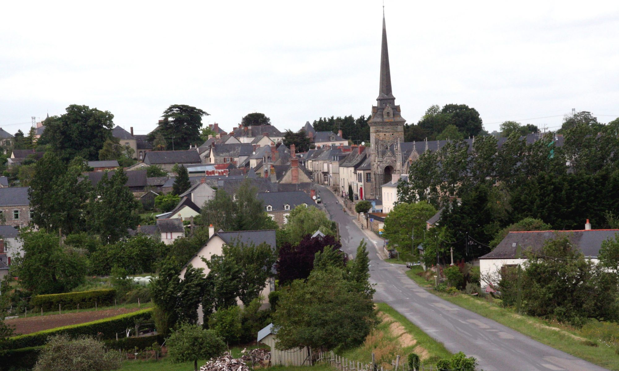 Gennes-sur-Seiche